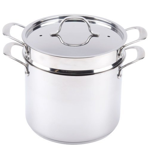Update International SDPC-08 Self Draining Pasta Cooker, S/8 quart by Update International