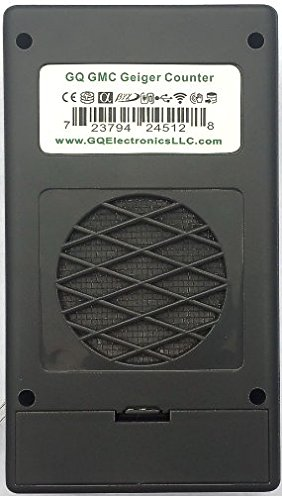 GQ GMC-600 Plus Counter Detector Dosimeter Alpha Beta Gamma X-ray