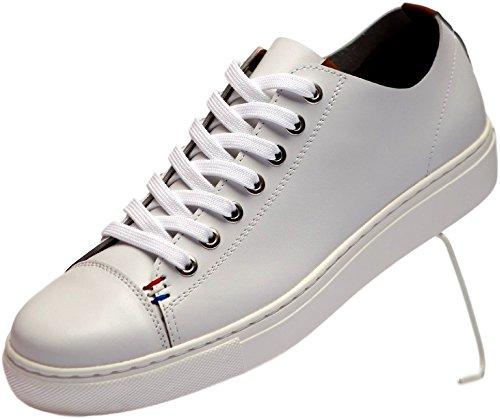 Blacklabel Pp2004 Prime Handgemaakte Sneakers Wit