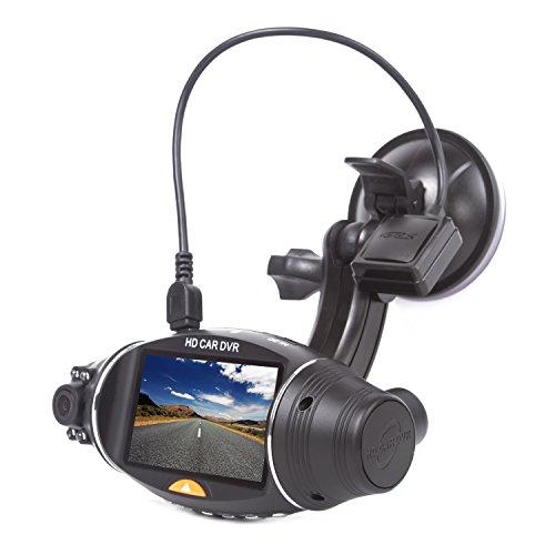 "Autvivid 2.7"" Screen Car Driving Recorder DVR 140 Degree 720P with G-Sensor Car DVR Vehicle Dash Cam WDR"