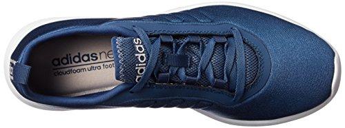 bleu Cloudfoam Bleu Cendr Pure W Adidas Femme Blanc Sport De Chaussures zwSqZxSdP