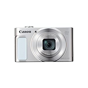 Canon 1074C013 PowerShot SX620 HS Digital Camera – White
