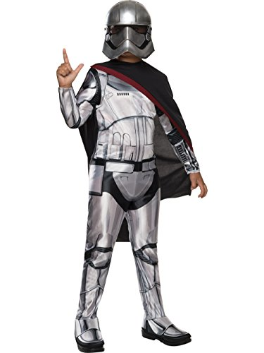 Star Wars: The Force Awakens Child's Captain Phasma Costume, Small -