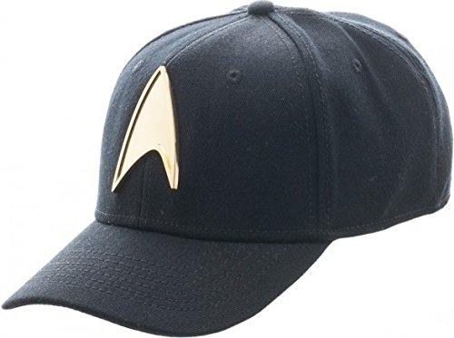 (Bioworld Star Trek Metal Badge Flex Cap -)