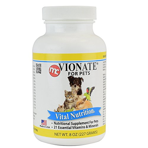 (Miracle Care Vionate Vitamin Mineral Powder, 8-Ounce)