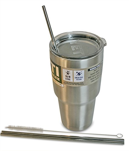 Ultimate Yeti Straw Pack Stainless product image