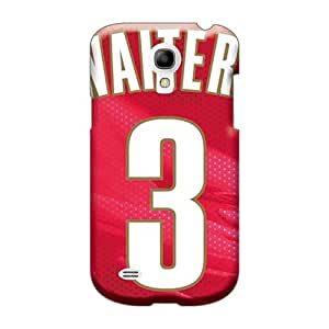 Shock Absorbent Cell-phone Hard Cover For Samsung Galaxy S4 Mini (WOw14848nllR) Custom Nice Cleveland Cavaliers Pattern