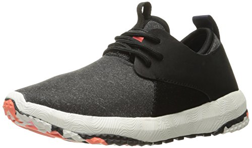 Coolway Women's Trecklow Walking Shoe Black XBZpCW8UY