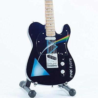 Mini guitarra de colección - Replica mini guitar - Pink Floyd - Tribute - DSOM: Amazon.es: Instrumentos musicales