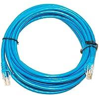 Cabo De Rede Para Internet Cat6 Rj45-15 Metros Azul