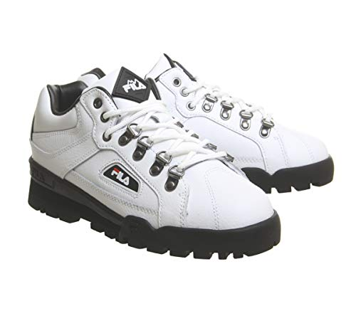 Trailblazer uk Fila Zapatillas 6 Blanco ZTxqYqPUpw