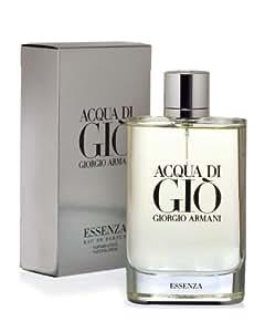 Giorgio Armani Acqua Di Gio Essenza Eau De Parfum Spray for Men, 6 Ounce