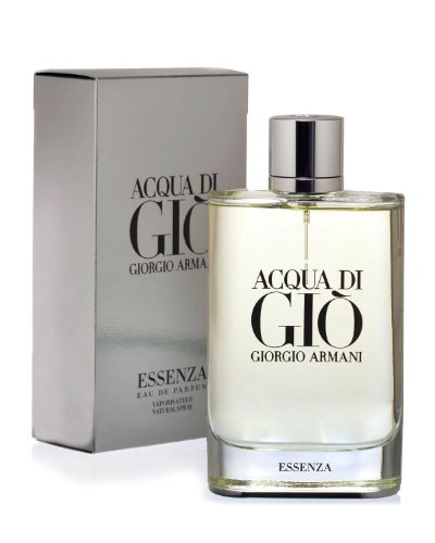 Giorgio Armani Acqua Di Gio Essenza Eau De Parfum Spray for Men, 6 Ounce by GIORGIO ARMANI