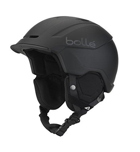 - Bolle Instinct Soft Helmet, Black, 54-58cm