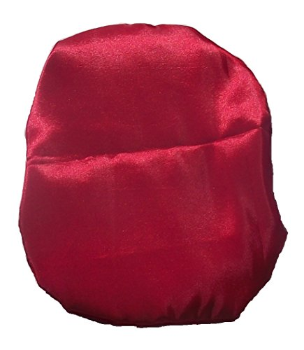 Simple Stoma Cover Ostomy Bag Cover Taffeta Red