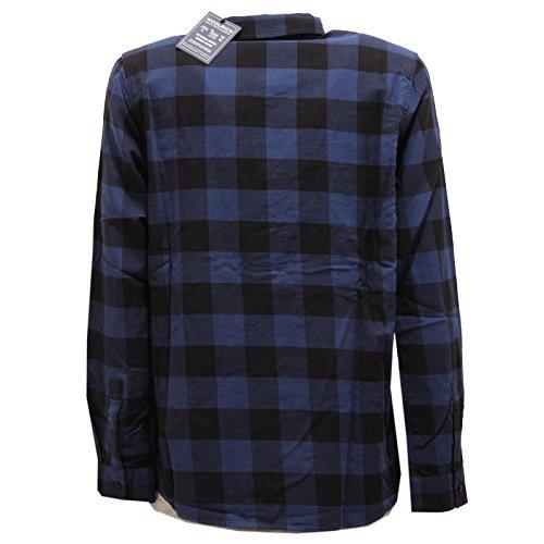 t Doppia Shirt Kid Camicia Blu Boy maglia nero 2533v Woolrich grigio shirt Bimbo T4TY1