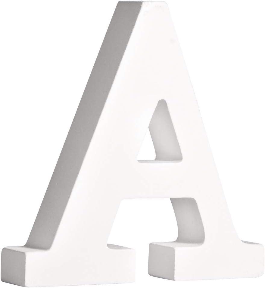 Ä 1Stck MDF Stärke: 1,5 cm Buchstabe H 8 cm
