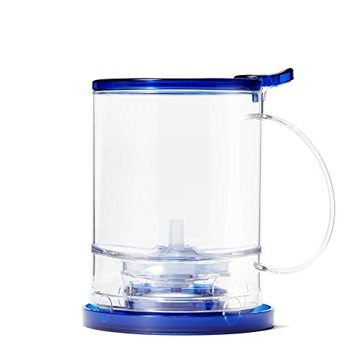 Blue Teavana Perfectea Maker: 32oz
