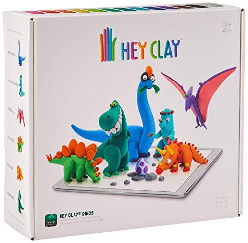 Hey Clay Dinos, Galápagos Jogos, Multicor