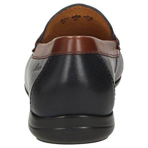 Pantofola Sioux Da Uomo Giraldo Blu