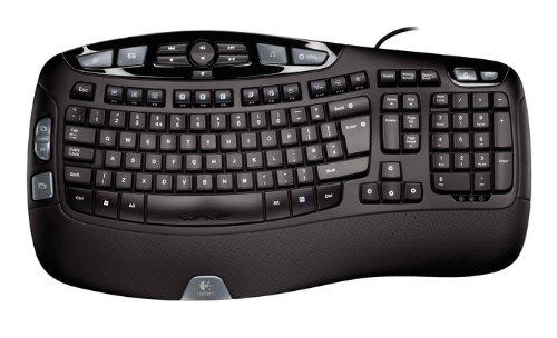 Logitech 920 000325 Wave Keyboard