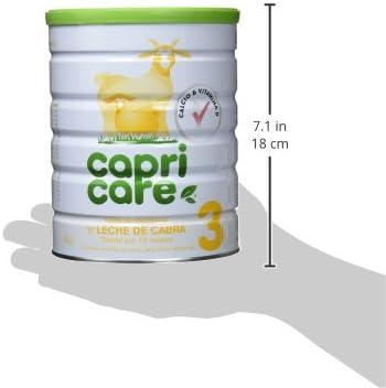 Capricare 3 Leche de Crecimiento a Base de Leche de Cabra - 800 gr