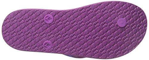 Reef Little Stargazer - Zapatos de primeros pasos Bebé-Niños Varios colores (Pink / Purple)