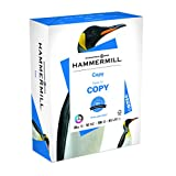 Hammermill Printer Paper, Copy Paper, 20lb, 8.5 x 11, Letter, 92 Bright - 750 Sheets / 1 Ream (150300R)