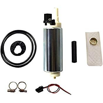 New Electric Fuel Pump /& Install Kit Fit Buick Cadillac GMC Chevy EP189