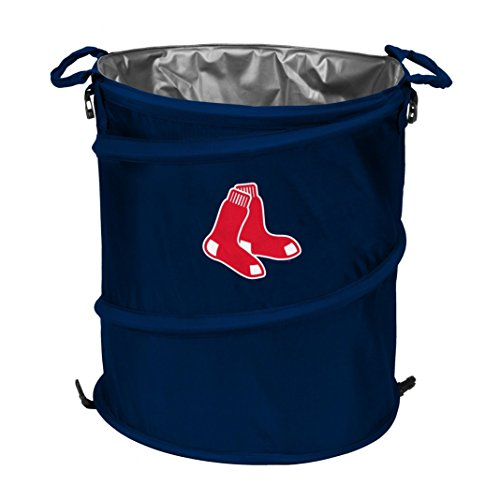 Outdoor Patio Cooler, Boston Red Sox 3-in-1 Collapsible Outdoor Beverage Cooler (Boston Red Sox Chairs)