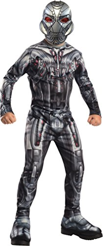 [Rubie's Costume Avengers 2 Age of Ultron Child's Ultron Costume, Small] (Ultron Halloween Costumes)