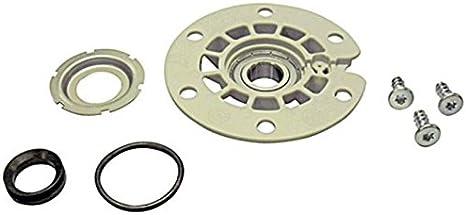 Porta rodamientos lavadora Whirlpool AWT5108 46197309045