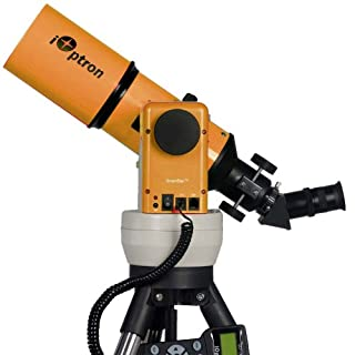 iOptron SmartStar-A-R80 8602R GPS Computerized Telescope with Dual AltAz/EQ Mount (Cosmic Orange) (B0023RRD5S) | Amazon price tracker / tracking, Amazon price history charts, Amazon price watches, Amazon price drop alerts