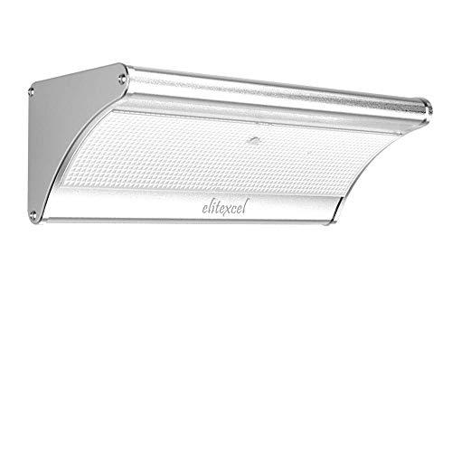 Aluminum 80 Led Solar Motion Detector Light