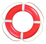 Taylor Made Products 570003 Aer-O-Buoy Canadian Coast Guard Approved Boat Life Ring (30'', Orange)