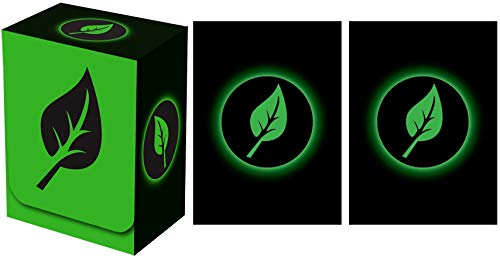Legion Supplies Absolute Iconic Green Life Deck Box with 100 Sleeves