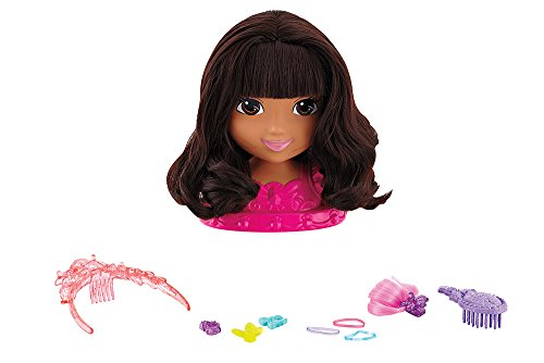 Fisher-Price Nickelodeon Dora and Friends Ballerina Dora Styling Head