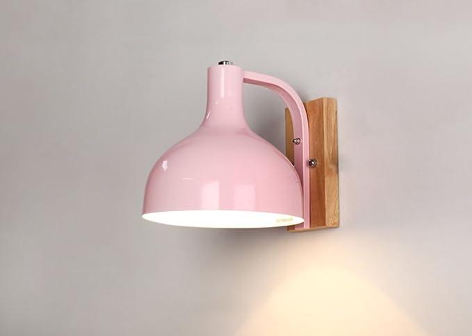 Lytsm lampada da parete design semplice creativo retrò industria