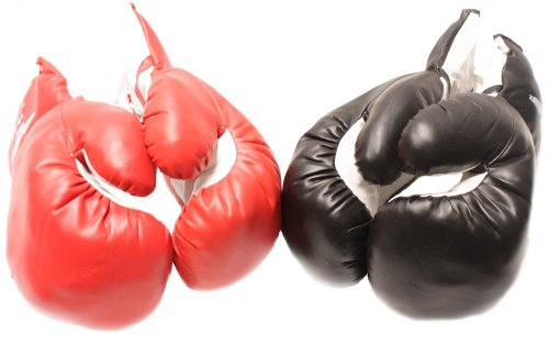 Black Corner Youth Boxing Gloves product image