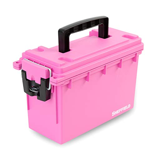 Sheffield 12631 Field Box- Pink
