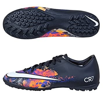 eb0190fd2ef2 Nike Mercurial Victory V CR7 Astroturf Trainers Black: Amazon.co.uk: Sports  & Outdoors