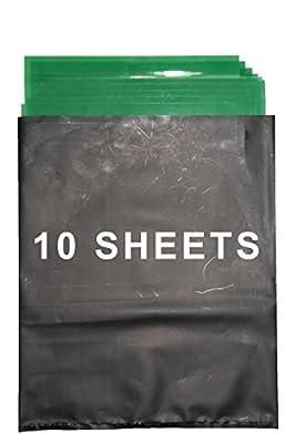 "PhotoEZ Standard Stencil Sheets, 8.5""x11"" 10 Sheets"
