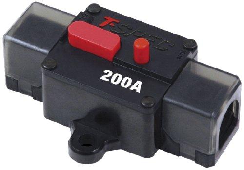 T-Spec V12-CBF200 V12 Series 200 Amp Circuit Breaker