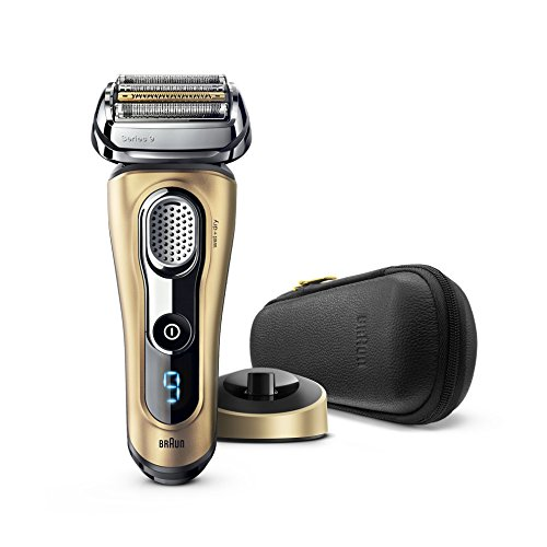 Braun Series 9 9299s Electric Shaver Wet/Dry Gold Edition by Braun