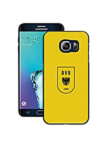 Samsung Galaxy S6 Edge Plus hipster Fundas, Luxury Borussia Dortmund FC Collection Tough Fundas for Samsung Galaxy S6 Edge Plus for Athletic