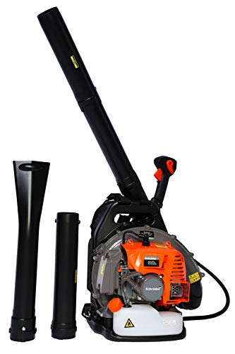 Schröder Germany Industrial Backpack Leaf Blower 5-Year Warranty Model: SR-4800XTR