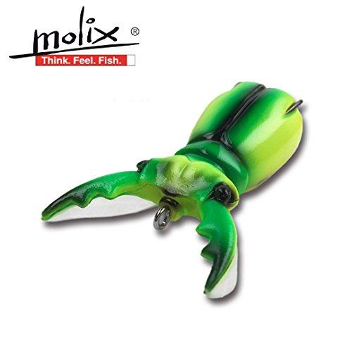 Molix モリックス スーペルナートビートル Molix Supernato Beetle 221 レッドストライプス 17gの商品画像