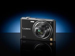 Panasonic Lumix DMC-SZ3 16.1 MP Compact Digital Camera with 20x Intelligent Zoom from PAHW7