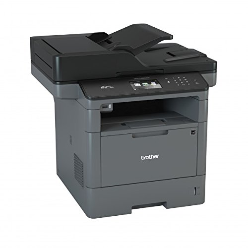 Brother MFCL5900DW Business Monochrome Laser : All-in-One with Advanced Duplex and Wireless Networking, Amazon Dash Replenishment Enabled by Brother (Image #2)