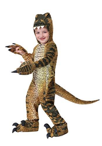 Toddler Velociraptor Dinosaur Costume 4T